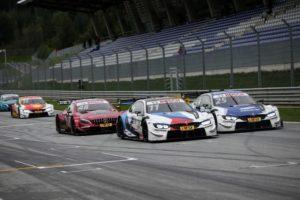 DTM Spielberg 2018 BMW M4 DTM © BMW M Motorsport