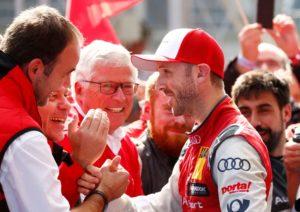 DTM Spielberg 2018 DTM Spielberg 2018 Rene Rast © Audi Communications Motorsport / Michael Kunkel