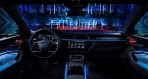Der e-tron als Startsignal Audi beginnt E-Offensive © Audi AG