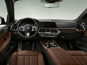Neuer BMW X5 xDrive45e iPerformance Innenraum © BMW AG