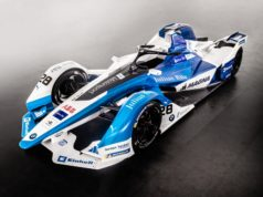 Der neue BMW iFE.18 für die ABB FIA Formel E © BMW Motorsport