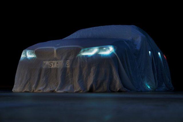 Weltpremiere Die neue BMW 3er Limousine © BMW AG