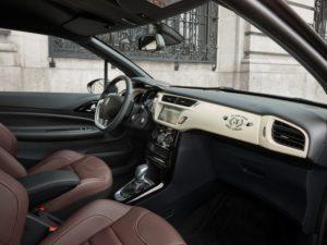 Edition DS 3 Café Racer Innenraum © DS Automobiles