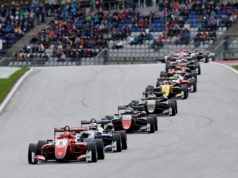 F3 EM Spielberg 2018 Rennen 2 Mick Schumacher siegt weiter © F3 EM