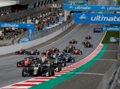 Formel 3 EM Spielberg © F3 EM