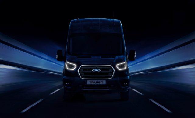 Vernetzt und elektrifiziert: Ford stellt auf der IAA Nutzfahrzeuge die modernisierte Modellfamilie vor © Ford