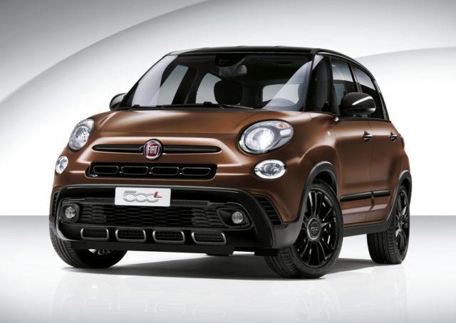 Fiat 500L S Design © Fiat