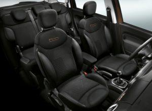 Fiat 500L S Design Innenraum  © Fiat