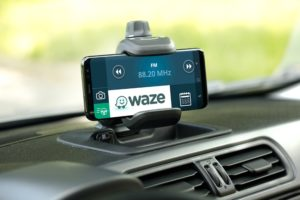 Fiat Panda Waze 2018 Fiat Panda Waze - Der neue Fiat Panda Waze - serienmäßig mit innovativer Navigations-App © Fiat