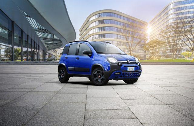 Fiat Panda Waze 2018 © Fiat
