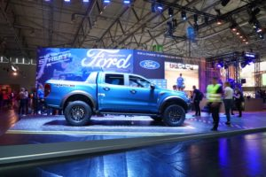 Ford Ranger Raptor 2018 auf der Gamescom 2018 © Ford