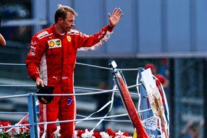 Formel 1 GP Italien 2018 Kimi Raikkönen © Scuderia Ferrari