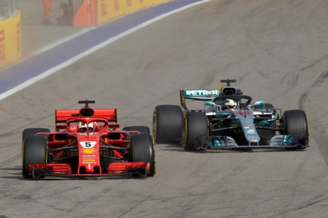 Mercedes-AMG Petronas Motorsport, Großer Preis von Russland 2018. Lewis Hamilton © Mercedes AMG Petronas Motorsport