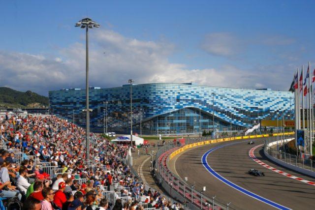 Formel 1 - Mercedes-AMG Petronas Motorsport, Großer Preis von Russland Sotschi 2018. Valtteri Bottas © Mercedes-AMG Petronas Motorsport
