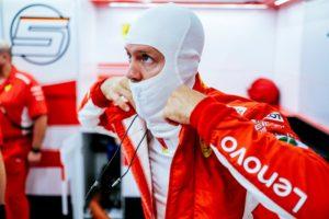 Formel 1 Sebastian Vettel © Scuderia Ferrari
