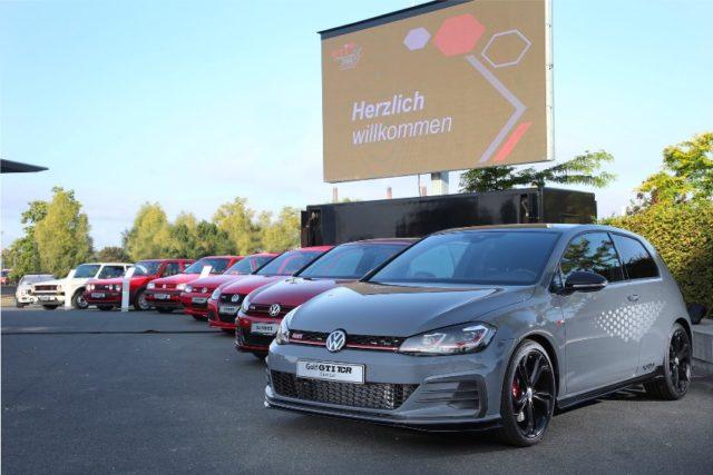 """Tausende GTI-Begeisterte und Besucher auf dem Fantreffen """"GTI Coming Home Wolfsburg 2018"""" © Volkswagen AG"""