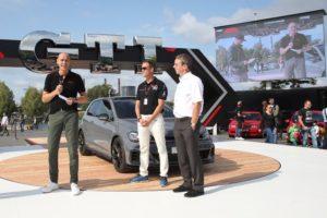 "Golf GTI TCR Studie ""GTI Coming Home Wolfsburg 2018"" © Volkswagen AG"