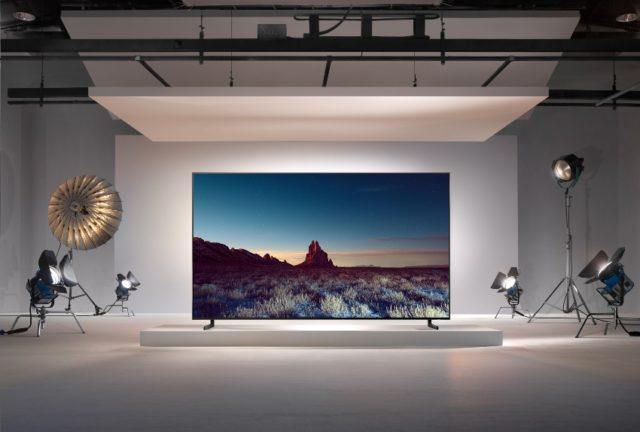 IFA 2018 Die neue Q900 Serie von Samsung © Samsung