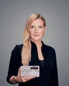 Jette Joop und TechniSat stellen auf der IFA erstes gemeinsames Designer-Digitalradio für die Marke Nordmende vor © Technisat