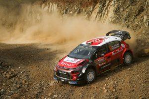 Khalid Al Qassimi Chris Patterson, Citroën C3 WRC Rallye Türkei © Citroen Motorsport