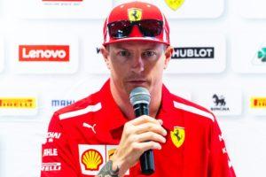 Formel 1 Kimi Raikkönen GP Russland © Scuderia Ferrari