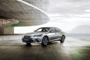 Lexus ES Sport 2018 © Lexus