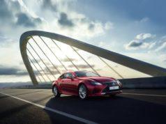 Lexus RC 2018 © Lexus