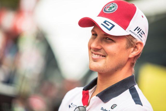 Formel 1 Marcus Ericsson bleibt 2019 im Alfa Romeo Sauber F1 Team © Alfa Romeo