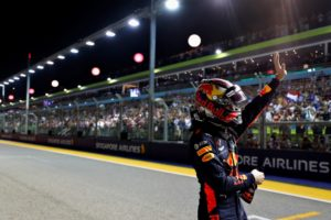 Max Verstappen Red Bull Racing GP Singapur © Red Bull Racing