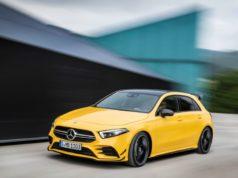 Mercedes-AMG A 35 4MATIC (2018) © Daimler AG
