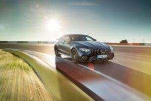 Mercedes-AMG GT 63 S 4MATIC+ 4-Türer Coupé, AMG © Daimler AG