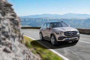 Mercedes-Benz GLE © Daimler AG