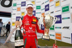 Formel 3 EM, Nürburgring (DEU) Mick Schumacher (DEU Nuerburgring 2018 © F3 EM