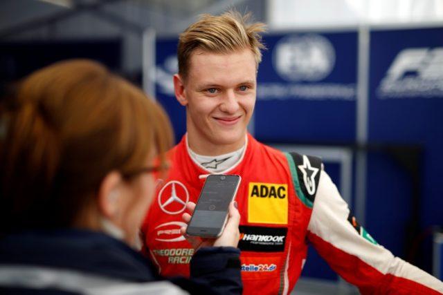 Mick Schumacher Formel 3 © F3 EM