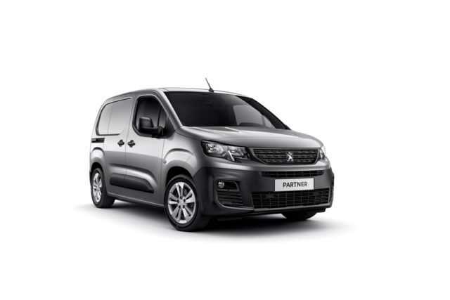 Peugeot Partner auf der IAA Nutzfahrzeuge 2018 © Peugeot