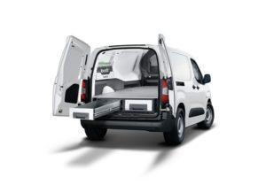 Peugeot Partner Avantage Plus © Peugeot