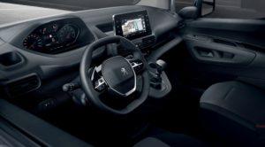 Peugeot Partner i Cockpit © Peugeot