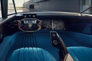 Peugeot e-LEGEND CONCEPT Innenraum © Peugeot
