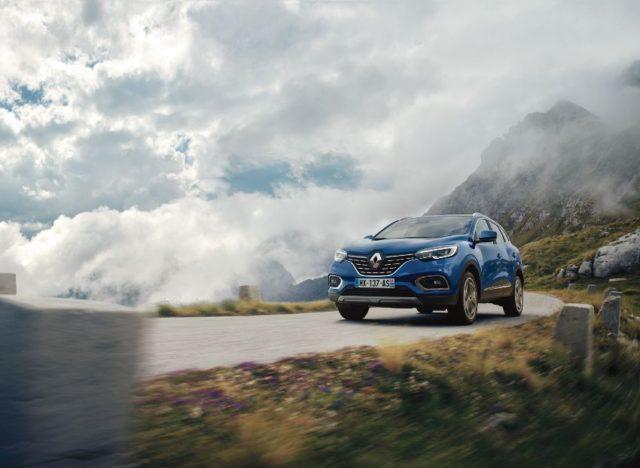 Renault Kadjar, Modellpflege © Renault