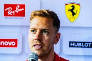 Sebastian Vettel © Scuderia Ferrari