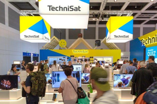 Technisat IFA 2018 © Technisat