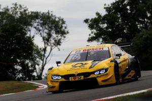 Timo Glock (GER) DEUTSCHE POST BMW M4 DTM © BMW M Motorsport