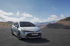 Toyota Corolla Hybrid Touring Sports © Toyota