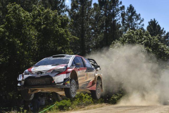 Toyota Gazoo Racing bei der Rallye Türkei © Toyota
