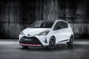 Toyota Yaris GS Sport © Toyota