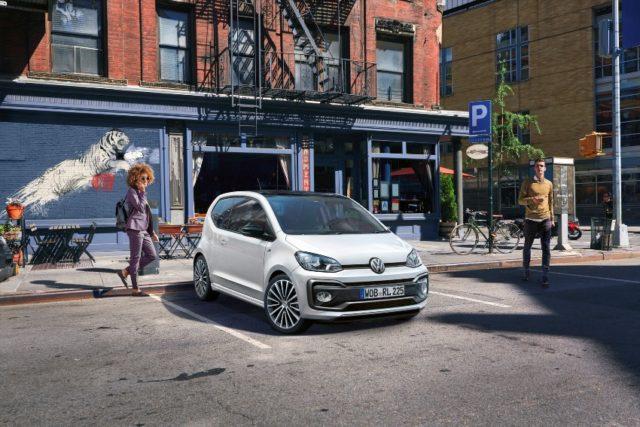 VW up mit R-Line Exterieur Paket © Volkswagen AG