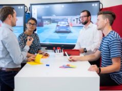 Volkswagen will neue Assistenzsysteme auch mit virtuellen Testfahrten zur Serienreife bringen © Volkswagen