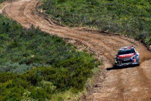 WRC Citroen bei der Rallye Türkei © Citroen