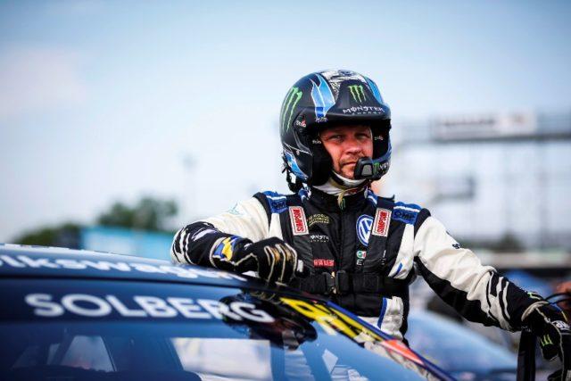 WRC Comeback Volkswagen © Volkswagen