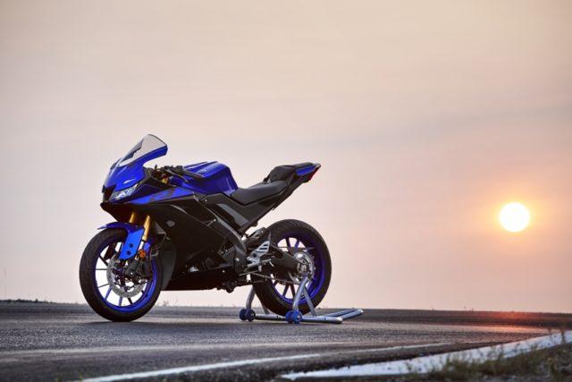 Yamaha YZF-R125 2019 © Yamaha